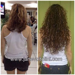 Mega Hair para cabelos crespos